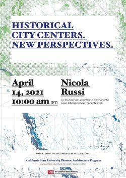 Laboratorio Permanente - Historical Centers - New Perspectives